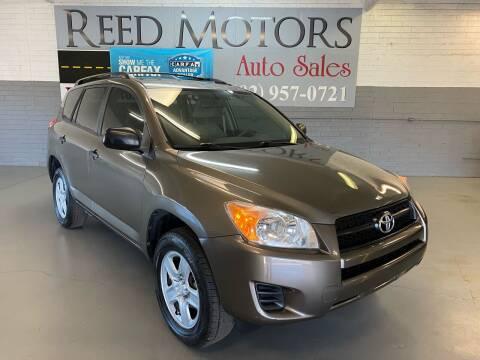 2009 Toyota RAV4 for sale at REED MOTORS LLC in Phoenix AZ