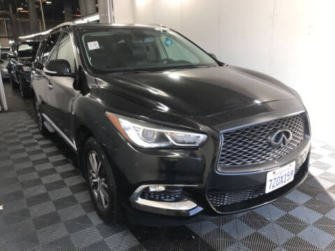 2017 Infiniti QX60 for sale at Brand Motors llc in Belmont CA