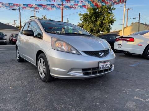 2011 Honda Fit for sale at Tristar Motors in Bell CA
