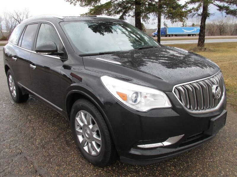 2014 Buick Enclave for sale at Buy-Rite Auto Sales in Shakopee MN