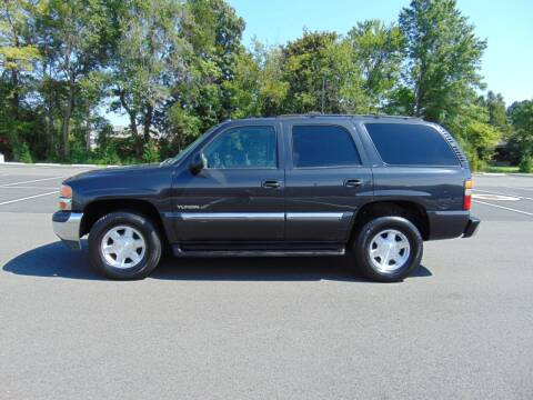2004 GMC Yukon for sale at CR Garland Auto Sales in Fredericksburg VA