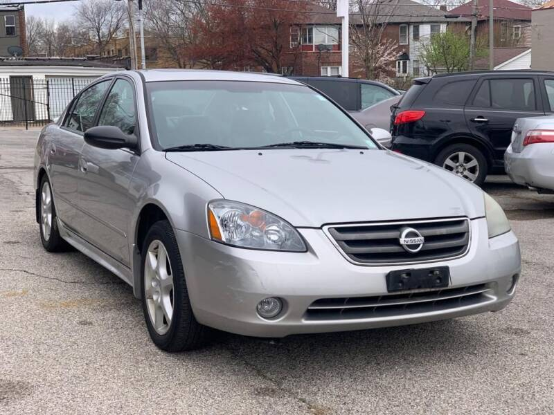 2003 Nissan Altima for sale at IMPORT Motors in Saint Louis MO