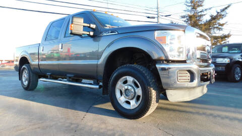 2012 Ford F-250 Super Duty for sale at Action Automotive Service LLC in Hudson NY