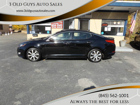 2011 Kia Optima for sale at 3 Old Guys Auto Sales in Newburgh NY