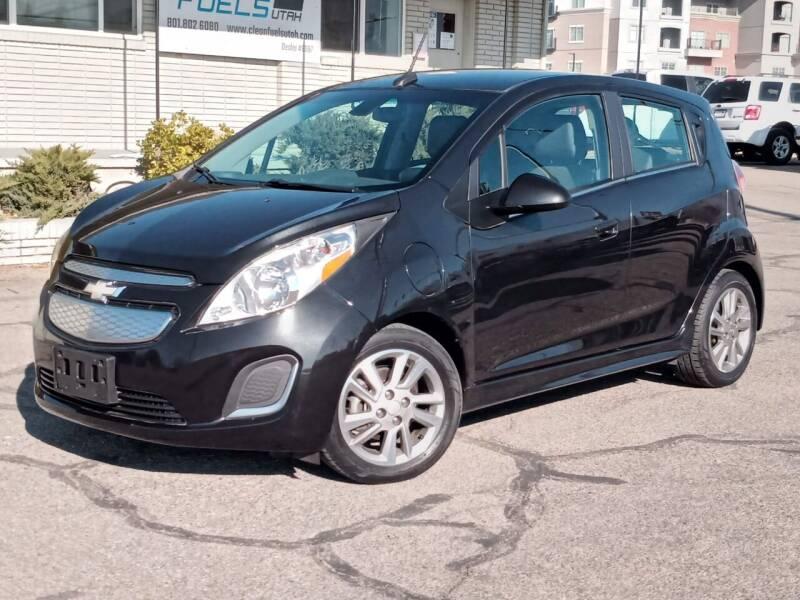 2014 Chevrolet Spark EV for sale at Clean Fuels Utah - SLC in Salt Lake City UT