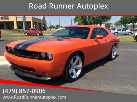 2009 Dodge Challenger for sale at Road Runner Autoplex in Russellville AR
