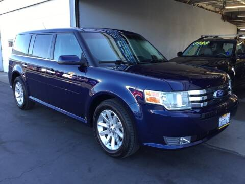 2011 Ford Flex for sale at My Three Sons Auto Sales in Sacramento CA
