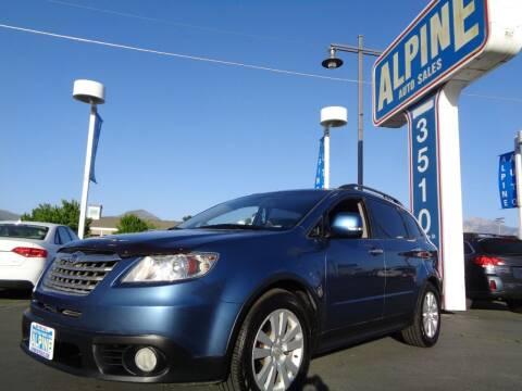 2009 Subaru Tribeca for sale at Alpine Auto Sales in Salt Lake City UT