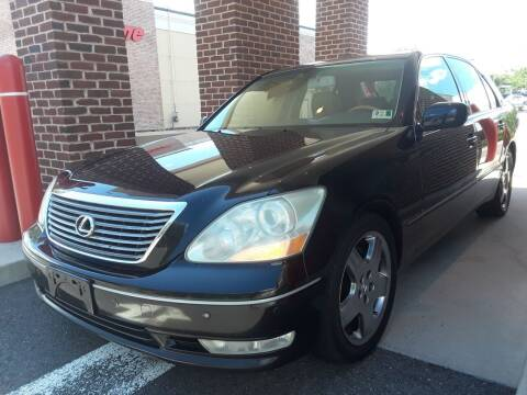 2006 Lexus LS 430 for sale at M & M Auto Brokers in Chantilly VA