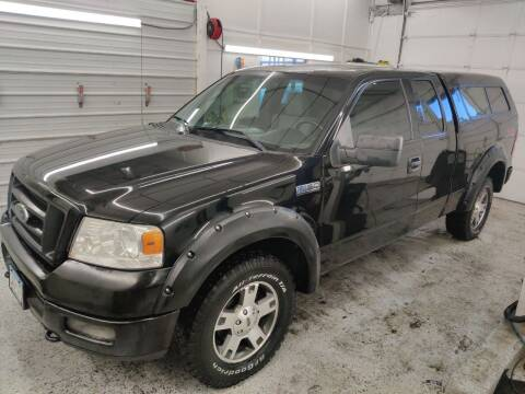 2004 Ford F-150 for sale at Jem Auto Sales in Anoka MN