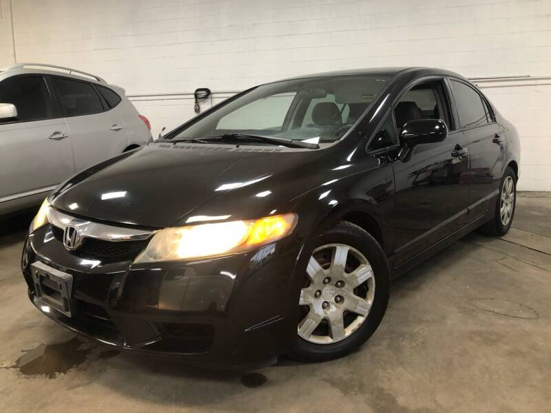 2009 Honda Civic for sale at Ricky Auto Sales in Houston TX