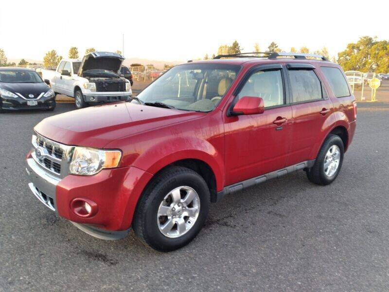 2011 Ford Escape for sale at Cars & Trailers in Portland OR