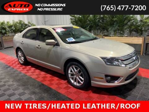 2010 Ford Fusion for sale at Auto Express in Lafayette IN