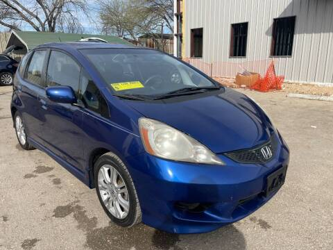 2010 Honda Fit for sale at Midtown Motor Company in San Antonio TX