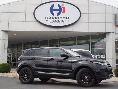 2018 Land Rover Range Rover Evoque for sale at Harrison Imports in Sandy UT