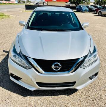 2018 Nissan Altima for sale at Good Auto Company LLC in Lubbock TX