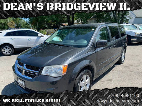 2012 Dodge Grand Caravan for sale at DEANSCARS.COM in Bridgeview IL