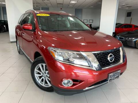 2016 Nissan Pathfinder for sale at Auto Mall of Springfield in Springfield IL