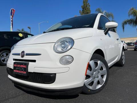 2014 FIAT 500 for sale at River Park Automotive Center in Fresno CA