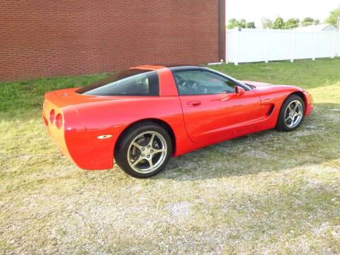 1997 Chevrolet Corvette for sale at Bob Patterson Auto Sales in East Alton IL