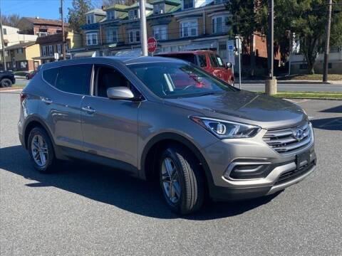 2018 Hyundai Santa Fe Sport for sale at Bob Weaver Auto in Pottsville PA