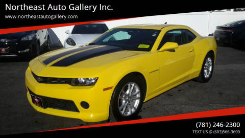 2014 Chevrolet Camaro for sale at Northeast Auto Gallery Inc. in Wakefield Ma MA