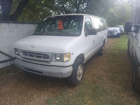 1997 Ford E-350 for sale at G & S SALES  CO in Dallas TX