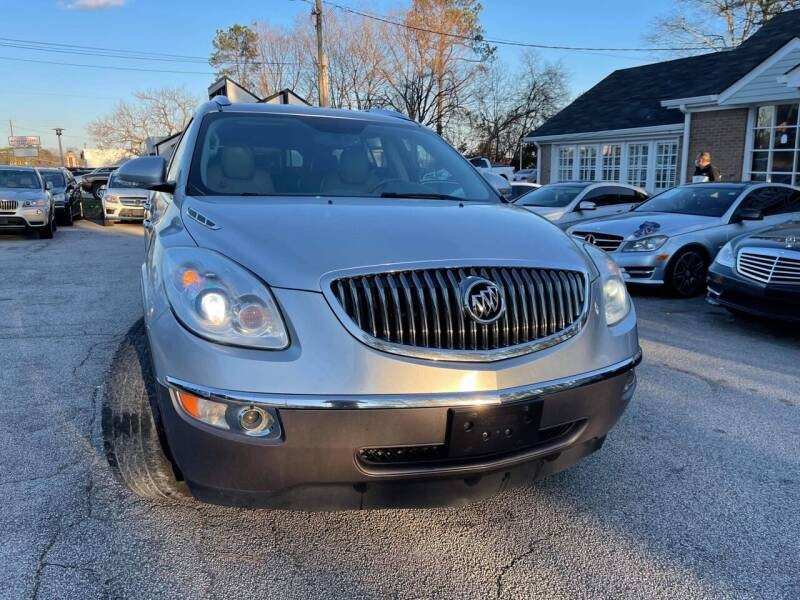 2012 Buick Enclave for sale at Philip Motors Inc in Snellville GA