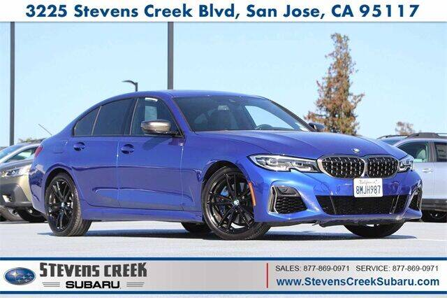 2020 BMW 3 Series for sale in San Jose, CA