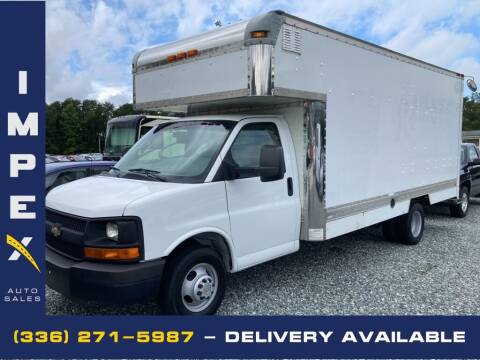 2011 Chevrolet Express Cutaway for sale at Impex Auto Sales in Greensboro NC