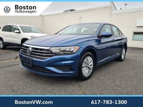 2019 Volkswagen Jetta for sale at Boston Volkswagen in Watertown MA