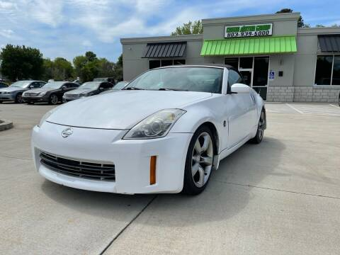 2008 Nissan 350Z for sale at Cross Motor Group in Rock Hill SC