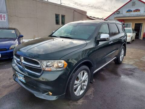 2011 Dodge Durango for sale at Rochester Auto Mall in Rochester MN