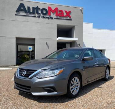 2017 Nissan Altima for sale at AutoMax of Memphis in Memphis TN