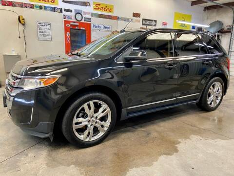 2013 Ford Edge for sale at Vanns Auto Sales in Goldsboro NC