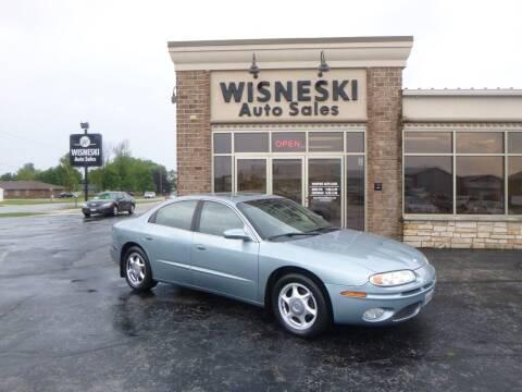 2003 Oldsmobile Aurora for sale at Wisneski Auto Sales, Inc. in Green Bay WI