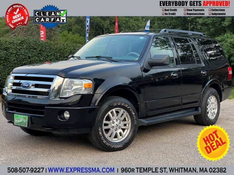 2012 Ford Expedition for sale at Auto Sales Express in Whitman MA