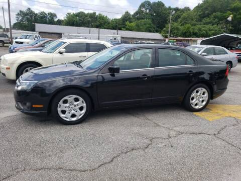 2011 Ford Fusion for sale at A-1 Auto Sales in Anderson SC