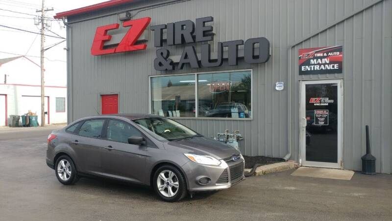 2014 Ford Focus for sale at EZ Tire & Auto in North Tonawanda NY