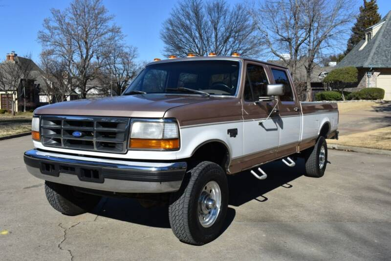 1997 Ford F-350 for sale at A Motors in Tulsa OK