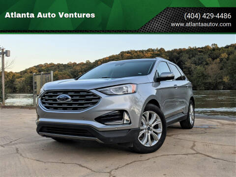 2020 Ford Edge for sale at Atlanta Auto Ventures in Roswell GA