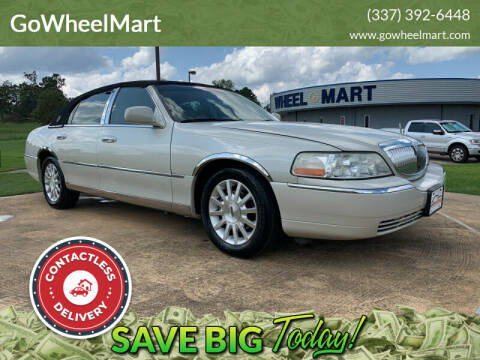 2006 Lincoln Town Car for sale at GOWHEELMART in Available In LA
