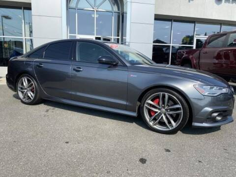 2018 Audi A6 for sale at South Shore Chrysler Dodge Jeep Ram in Inwood NY