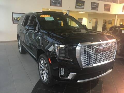 2021 GMC Yukon for sale at Adams Auto Group Inc. in Charlotte NC