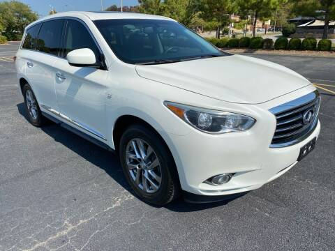 2015 Infiniti QX60 for sale at H & B Auto in Fayetteville AR