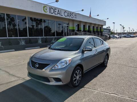 2014 Nissan Versa for sale at Ideal Cars Atlas in Mesa AZ