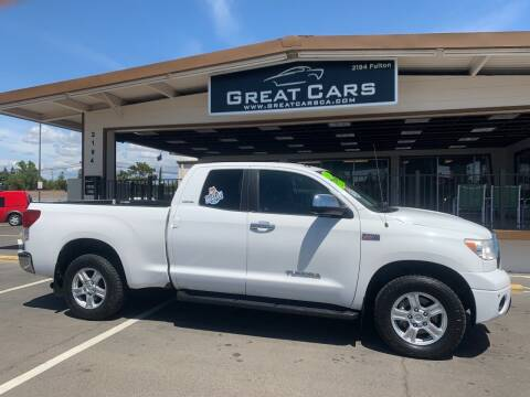 2013 Toyota Tundra for sale at Great Cars in Sacramento CA