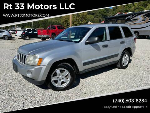 2005 Jeep Grand Cherokee for sale at Rt 33 Motors LLC in Rockbridge OH