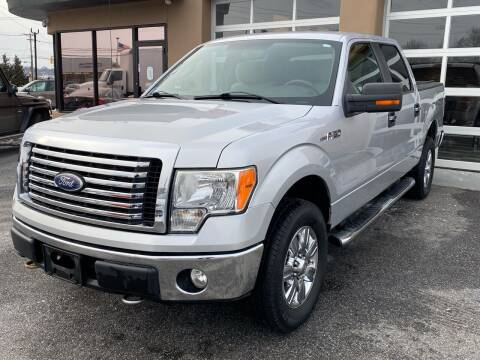 2010 Ford F-150 for sale at MAGIC AUTO SALES - Magic Auto Prestige in South Hackensack NJ