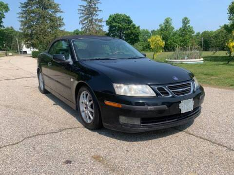 2004 Saab 9-3 for sale at 100% Auto Wholesalers in Attleboro MA